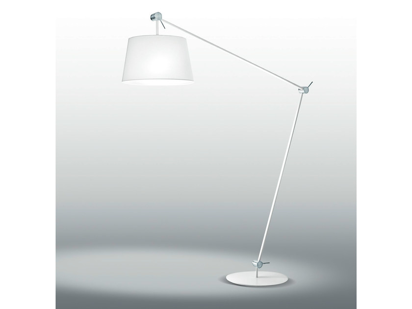 LED floor lamp JOINTED by Olev