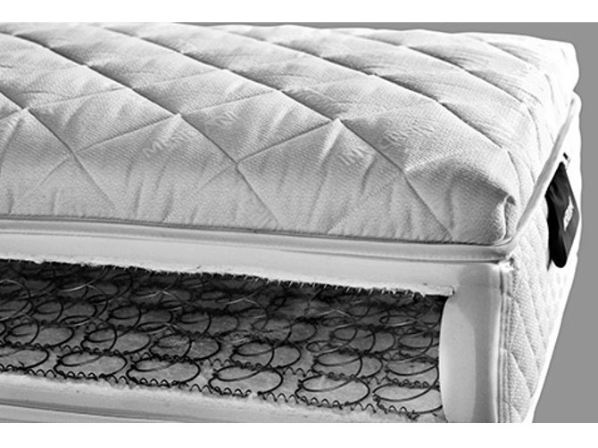 Spring orthopedic mattress NED PLUS - Meridiani