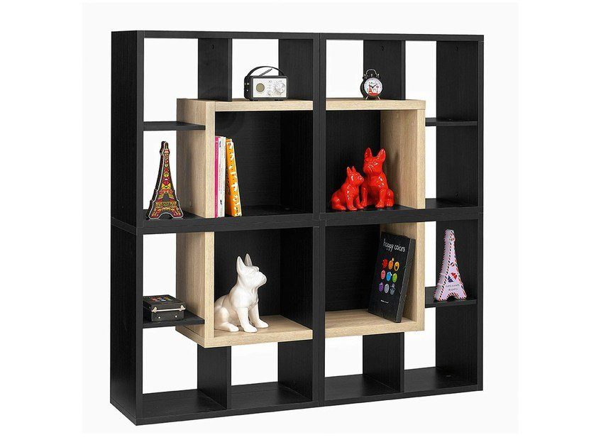 Sectional bookcase URBAN - 3 by GAUTIER FRANCE