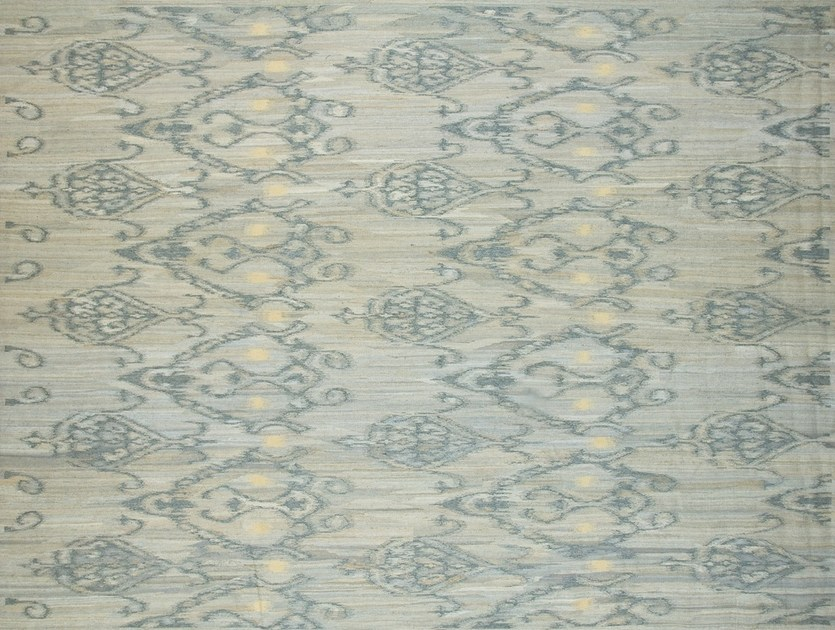 Patterned custom wool rug IK108 | Rug by Mohebban