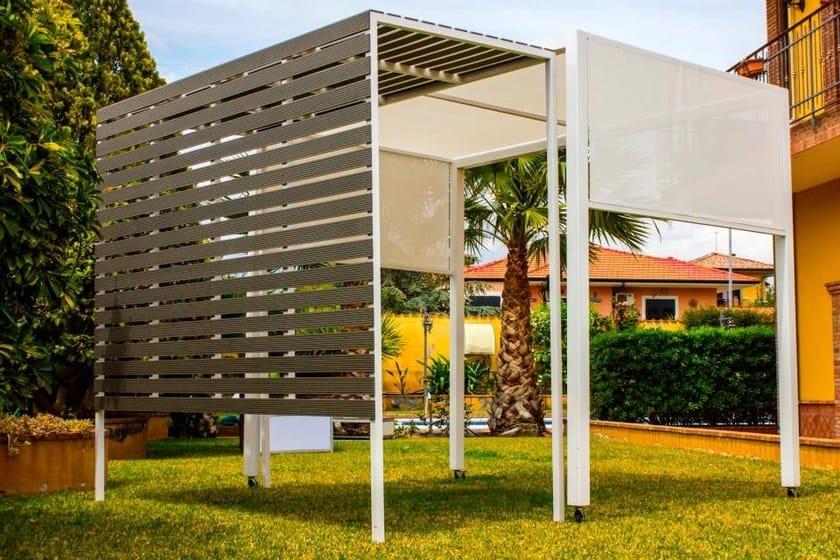 totem gartenpavillon by d 39 arrigo external design. Black Bedroom Furniture Sets. Home Design Ideas