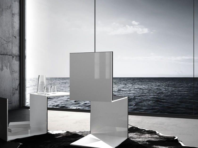Cantilever chair COMMODUS - RECHTECK Felix Schwake