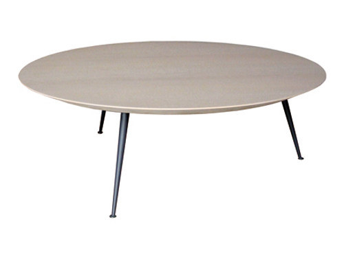 Round wooden coffee table VENUS - Ph Collection