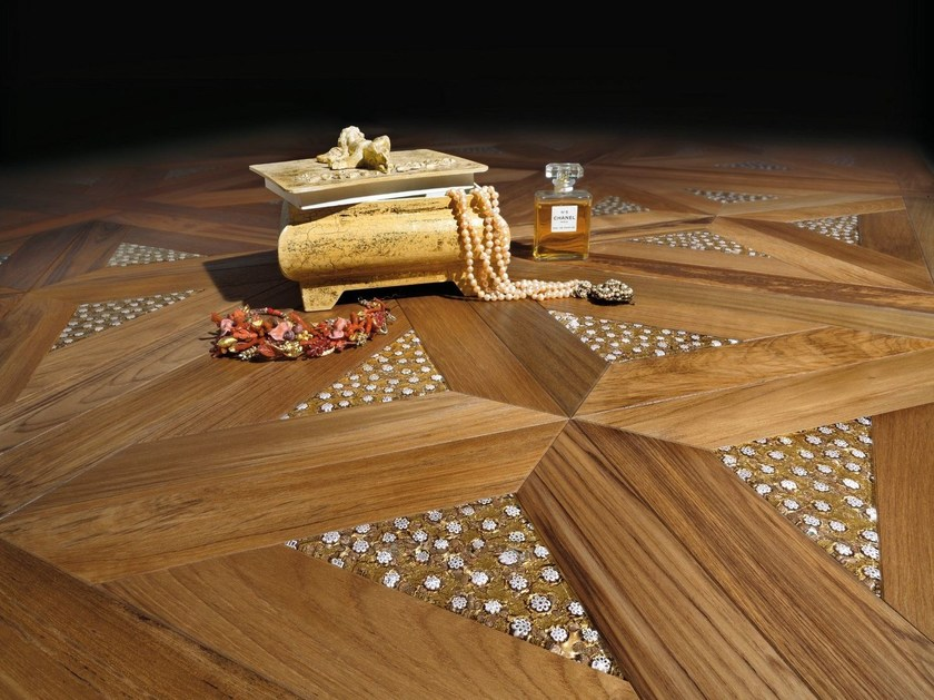 Wooden flooring LE MURRINE - GARBELOTTO