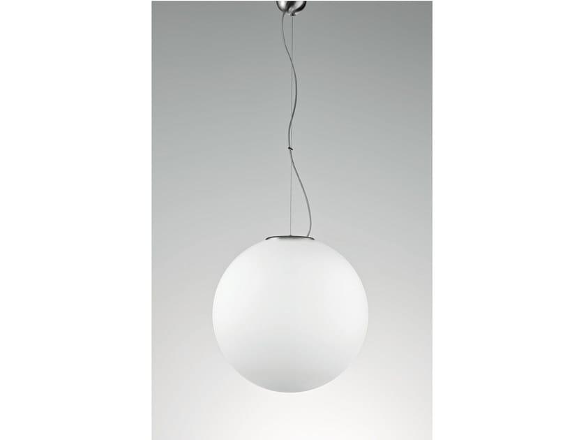 LED pendant lamp MOON - Olev by CLM Illuminazione