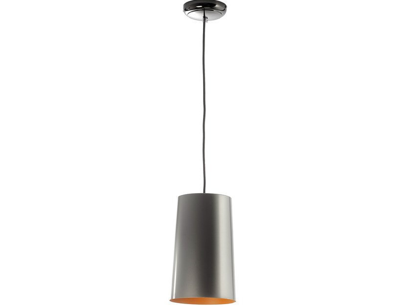 Pendant lamp C1 NICKEL - Hind Rabii