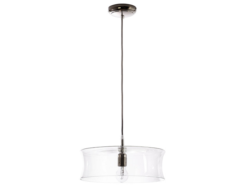 Glass pendant lamp M1 GLASS T - Hind Rabii