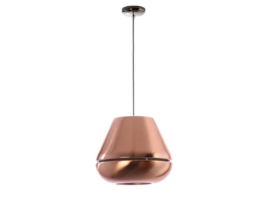 Copper pendant lamp T1 COPPER - Hind Rabii