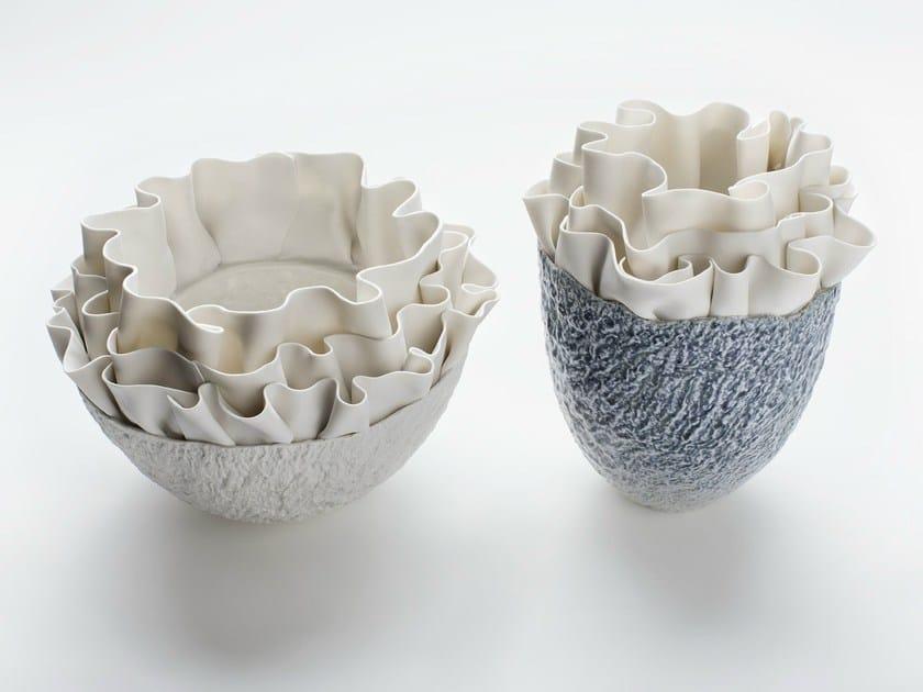 Porcelain vase ANTHOZOA | Vase - Fos Ceramiche