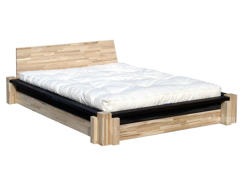 Tatami wooden double bed KYOTO | Double bed - Cinius