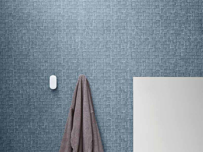 Waterproof bathroom wallpaper FIBRA | Wallpaper - Rexa Design