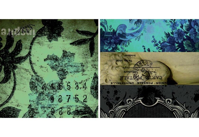 Dibond® Decorative panel INSPIRE | Decorative panel by N.O.W.  Edizioni