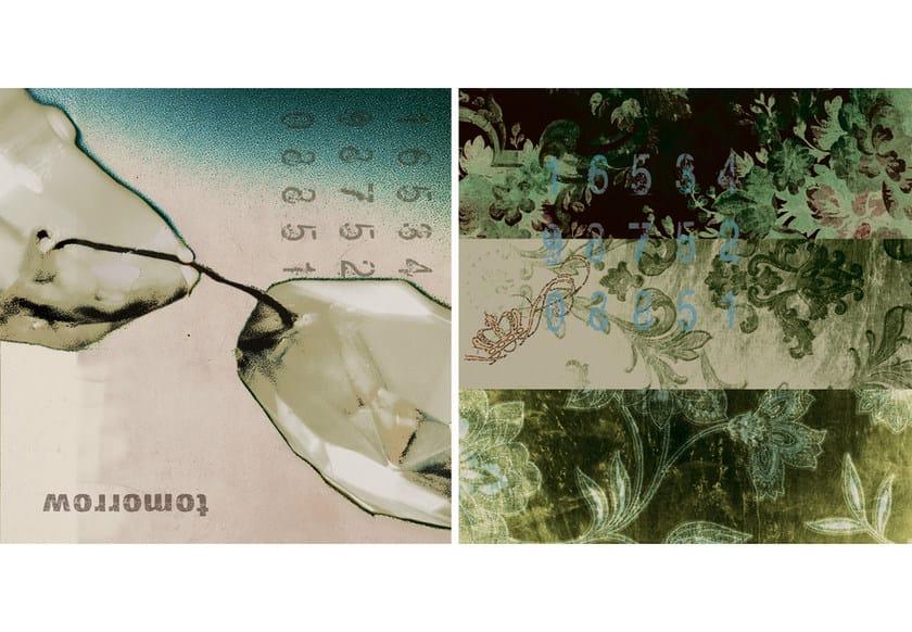 Dibond® Decorative panel TOMORROW | Decorative panel by N.O.W.  Edizioni