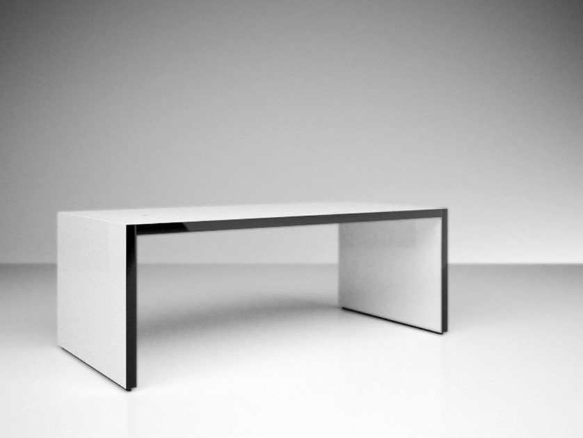Rectangular table FABER - RECHTECK Felix Schwake