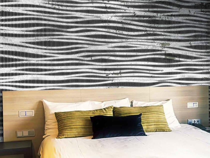 Optical panoramic wallpaper VISION - N.O.W. Edizioni