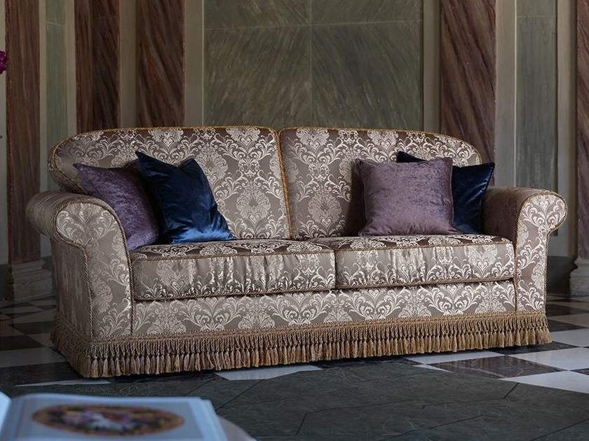 3 seater fabric sofa FLORIAN | 3 seater sofa by Domingo Salotti