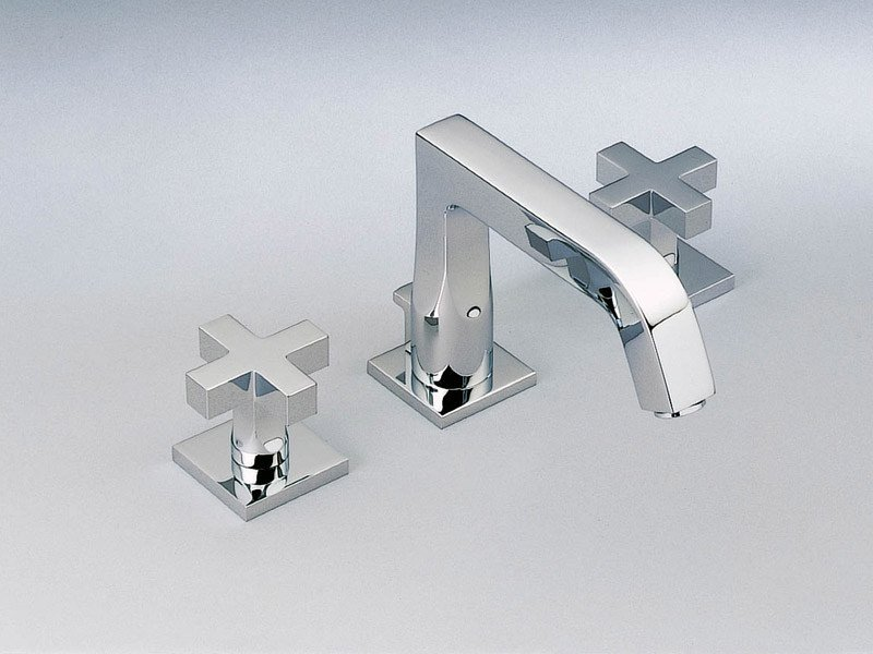 3 hole washbasin tap BELUGA | Washbasin tap - INTERCONTACT