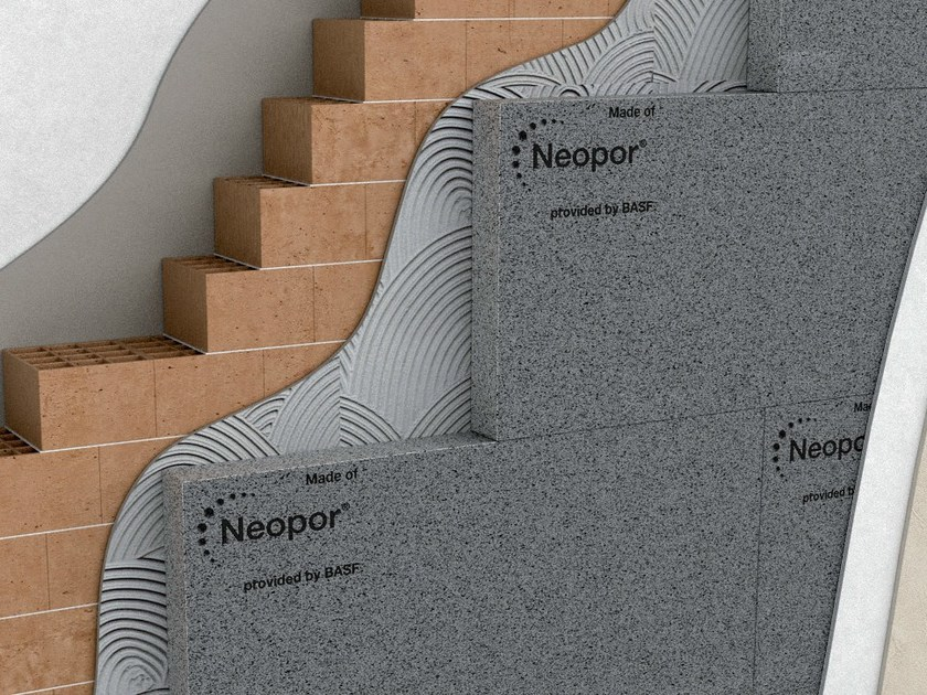 Neopor® thermal insulation panel Neopor® by Neopor® by BASF