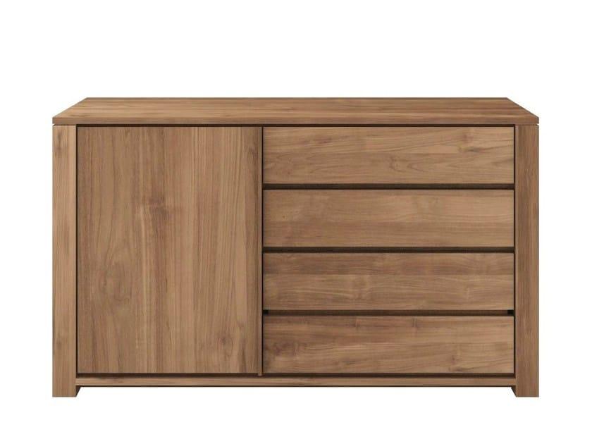 Teak sideboard with drawers TEAK LODGE | Sideboard with drawers - Ethnicraft