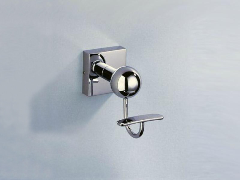 Robe hook / towel rack CUBICA | Robe hook - INTERCONTACT