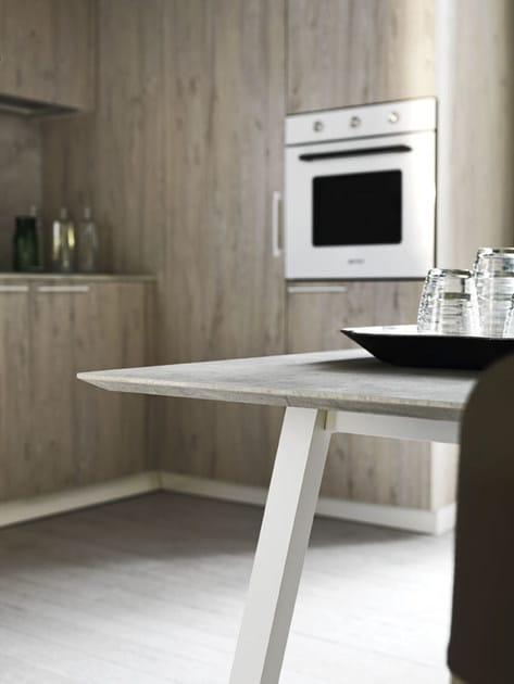 Cucina Componibile Lineare Ariel Composizione 4 Cesar