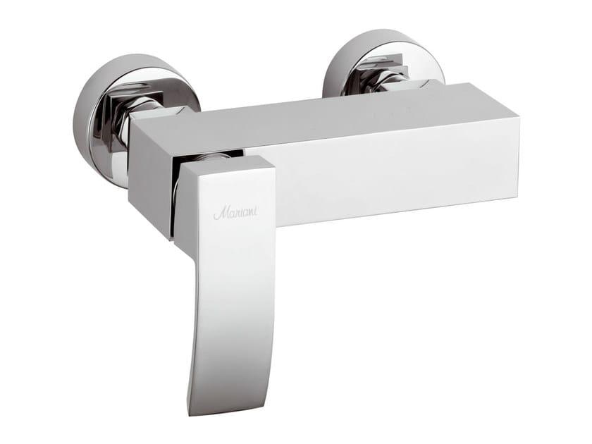 Chrome-plated shower mixer MARTE | Shower mixer - Rubinetterie Mariani