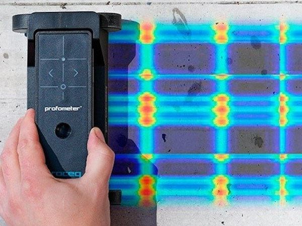 Measurement, control, thermographic and infrared instruments PROFOMETER PM-650 AI - PASI