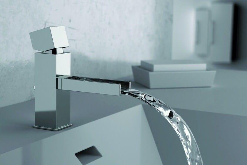 Washbasin mixer without waste RIVER | Washbasin mixer without waste - Rubinetterie Mariani