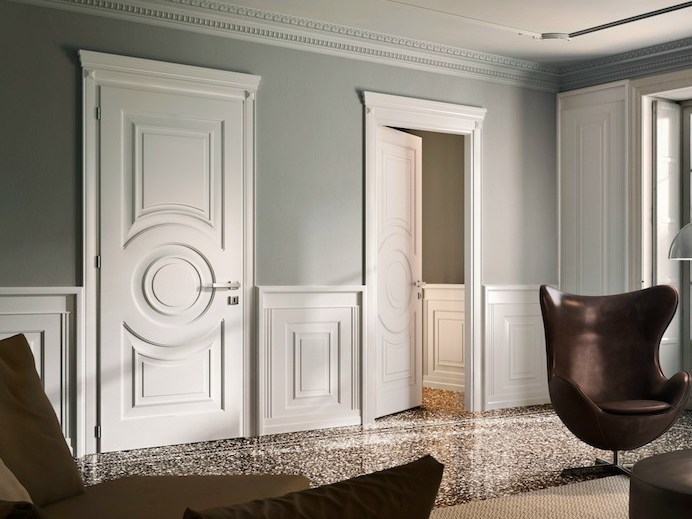 Lacquered door DORE' | Lacquered door by GAROFOLI