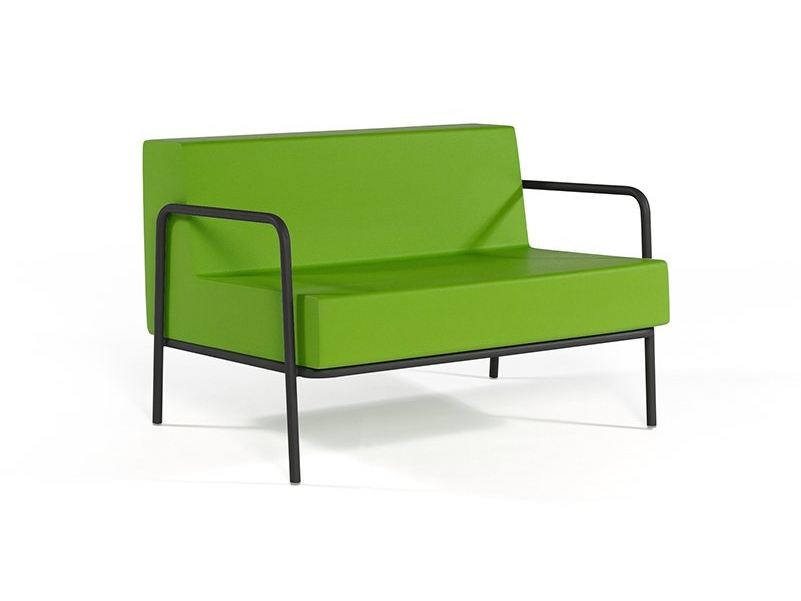 QM Foam small sofa FRAME ARM 100 by Quinze & Milan