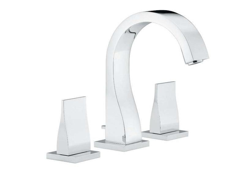 3 hole washbasin mixer PURE | Washbasin mixer - INTERCONTACT