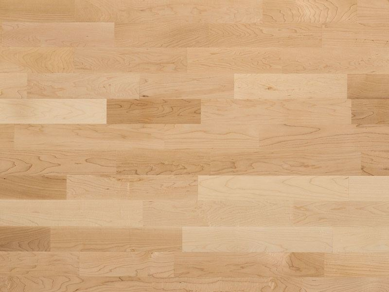 Floating maple parquet IRIS by Woodco