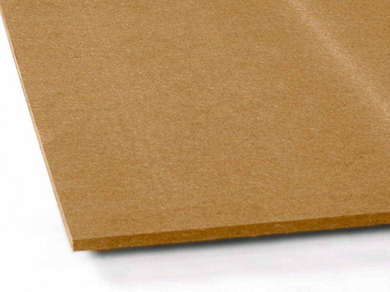Insulating wood fiber panel with high compression resistance FiberTherm Base® 250 - BetonWood