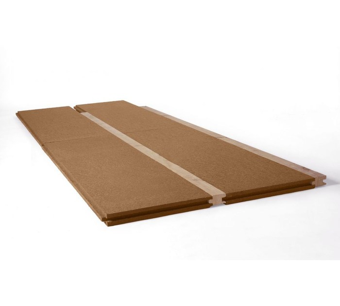 Thermal insulation panel FiberTherm Floor® 160 - BetonWood