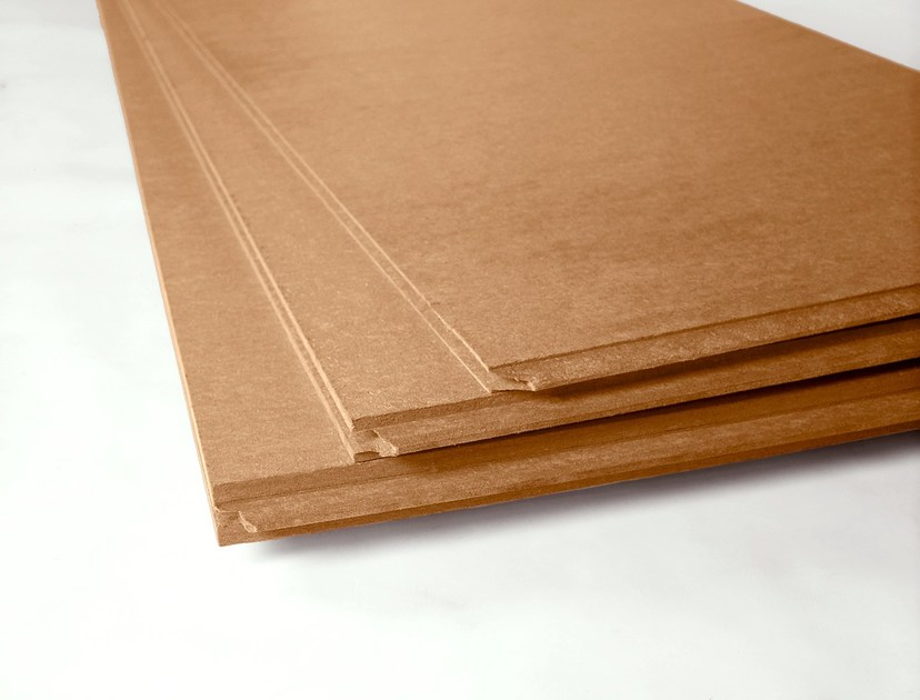 Thermal insulation panel FiberTherm Internal® 160 by BetonWood