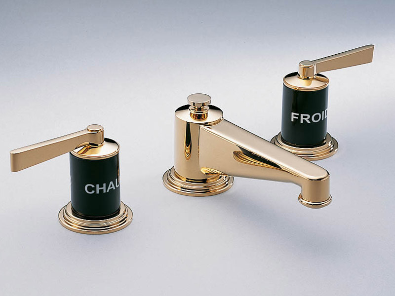 3 hole washbasin tap FAUBOURG | Washbasin tap - INTERCONTACT