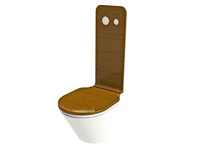 Wall-hung toilet MOOD | Toilet - NOKEN DESIGN