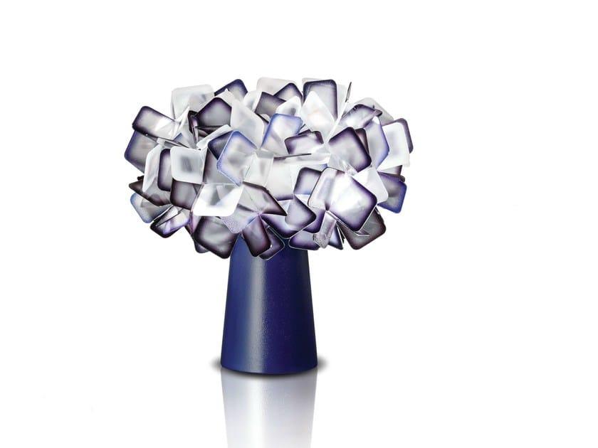 Lentiflex® table lamp CLIZIA TABLE by Slamp