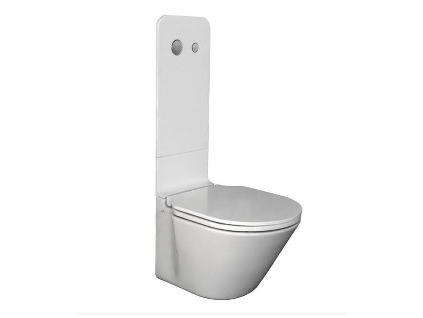 Wall-hung toilet MOOD | Wall-hung toilet - NOKEN DESIGN