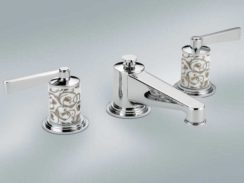 3 hole washbasin tap FRIVOLE | Washbasin tap - INTERCONTACT