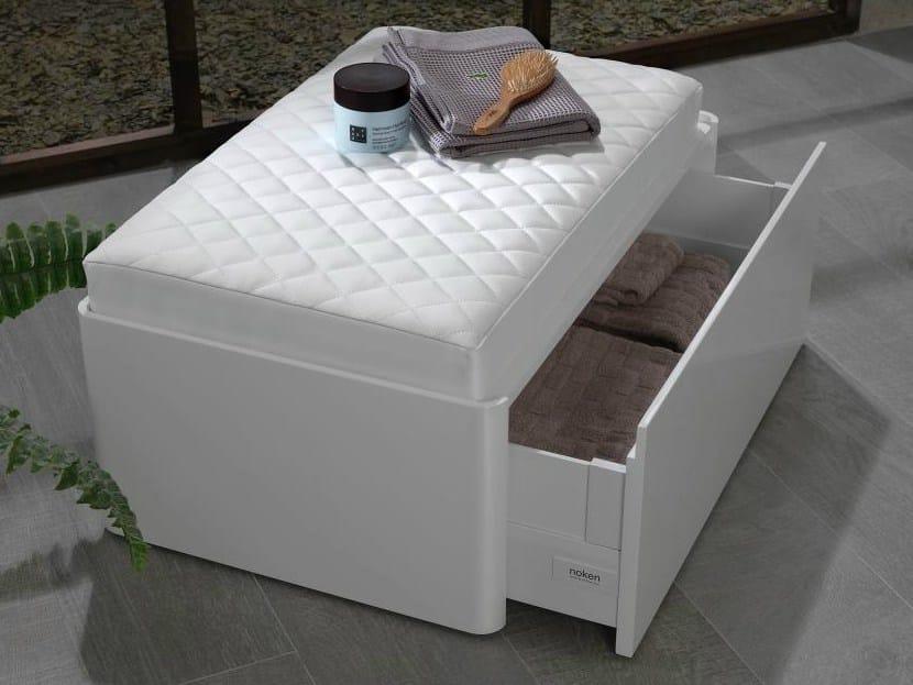 Mobile bagno basso da terra con cassetti lounge mobile - Mobile basso bagno ...