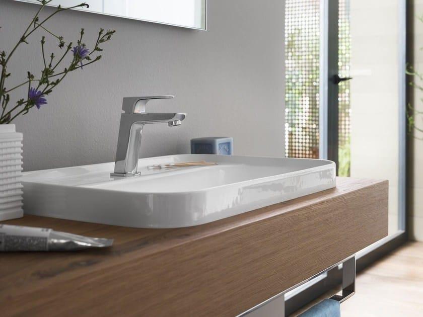 Miscelatore per lavabo con limitatore di portata acquaviva - Nobili rubinetterie bagno ...