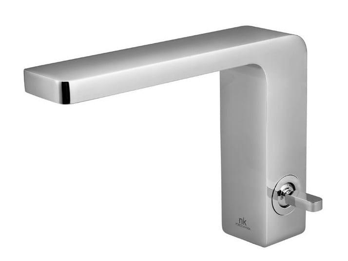 Washbasin mixer with flow limiter without waste LOUNGE | Washbasin mixer - NOKEN DESIGN