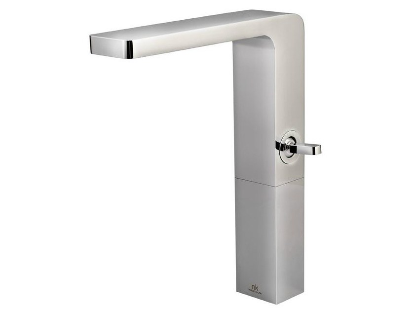 Washbasin mixer with flow limiter LOUNGE | Washbasin mixer without waste by Noken