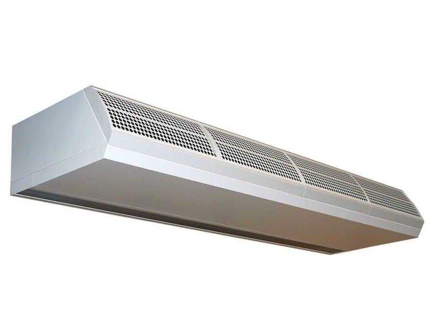Air curtain CYQS-M-L-DK-F-C-R | Air curtain - DAIKIN Air Conditioning Italy