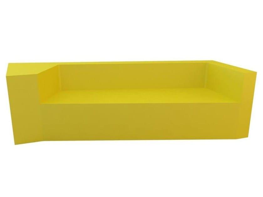 QM Foam leisure sofa DAI SOFA 03 by Quinze & Milan
