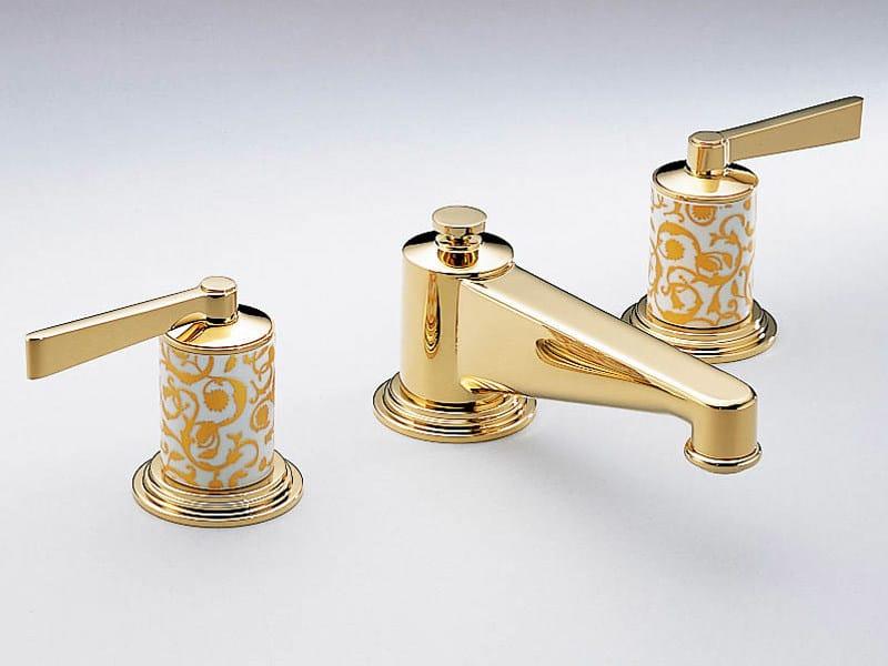 3 hole washbasin tap FROUFROU | Washbasin tap - INTERCONTACT