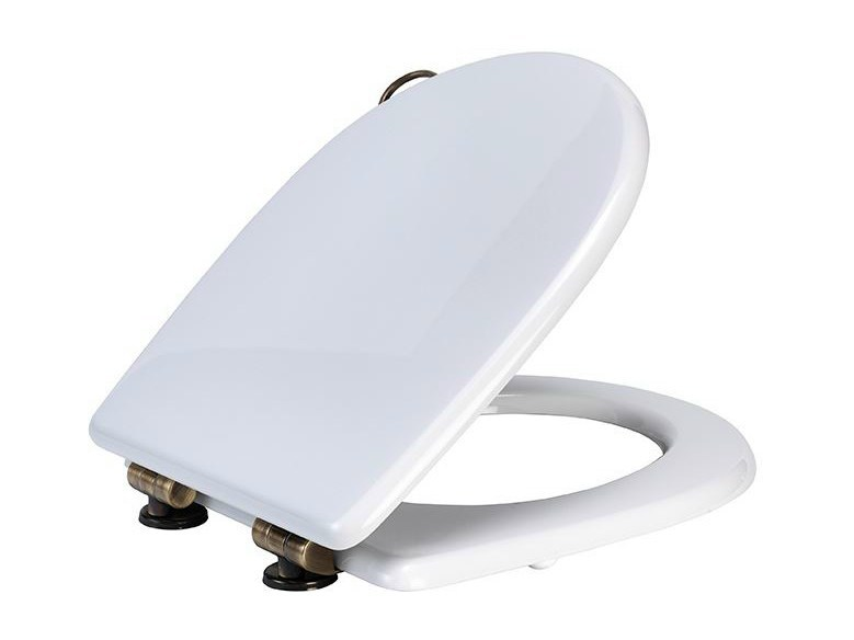 Toilet seat with soft close IMAGINE   Toilet seat with soft close - NOKEN DESIGN