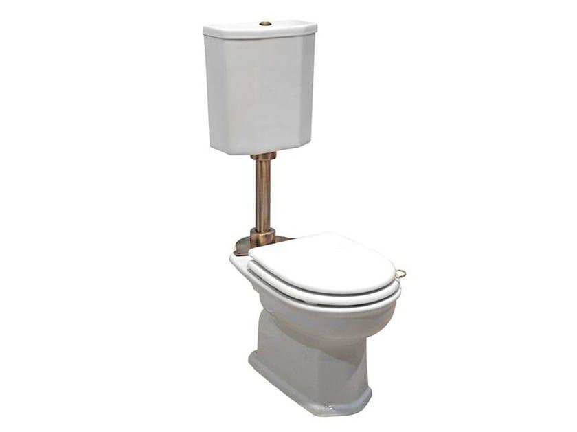 Toilet with external cistern IMAGINE | Toilet - NOKEN DESIGN