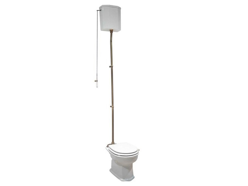Toilet with external cistern IMAGINE | Toilet - NOKEN DESIGN